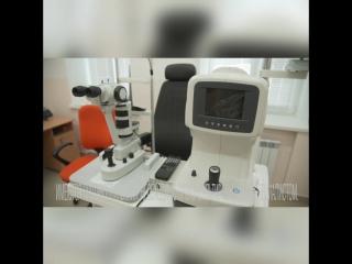 Офтальмологическое оборудование в сети клиник