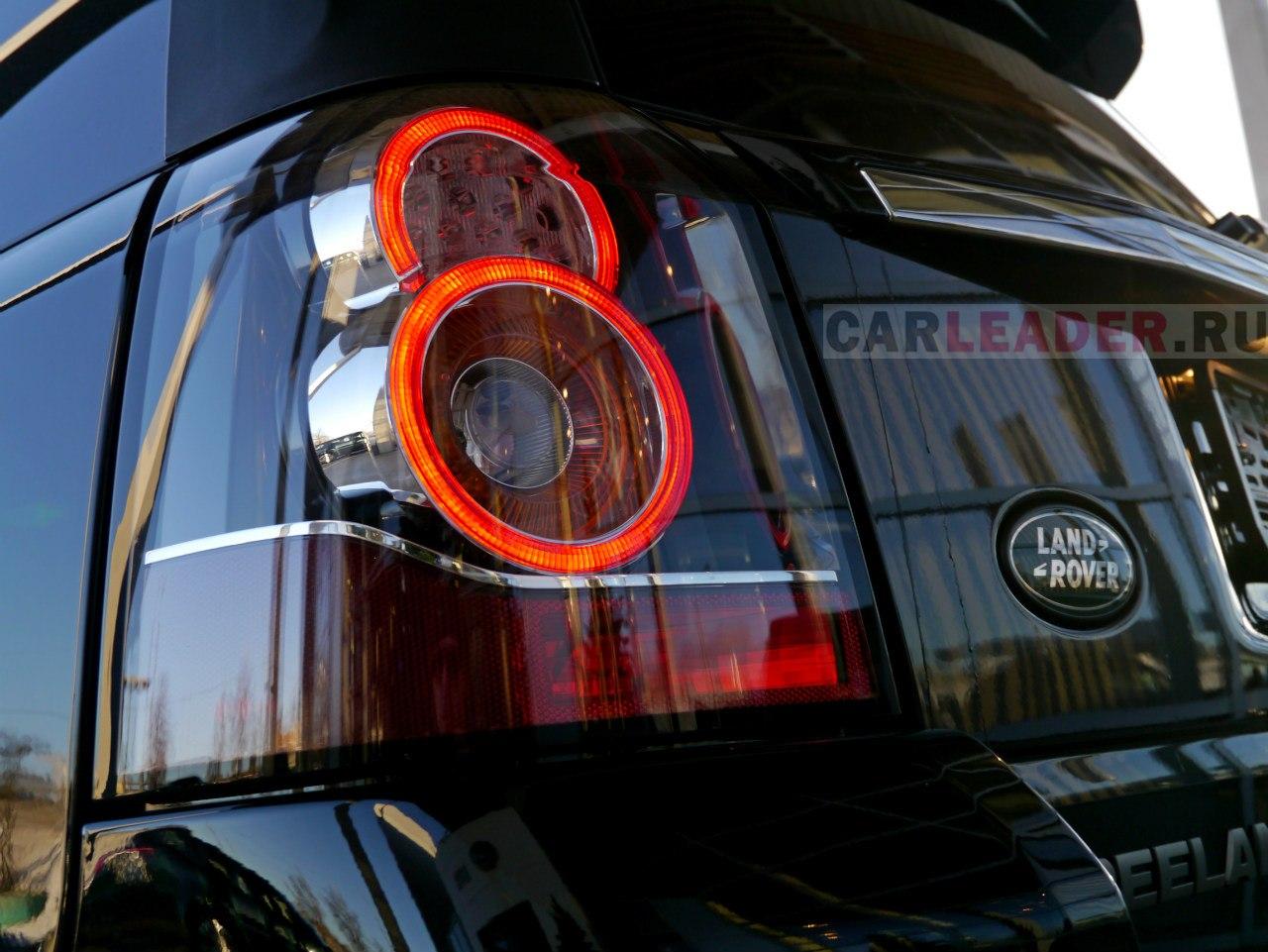 Задний диодный фонарь Land Rover Freelander 2013