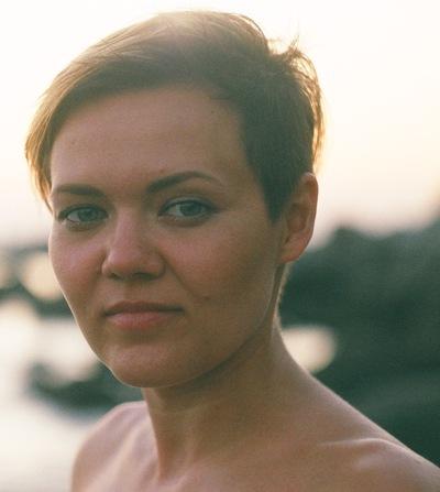 Анна Свинарь