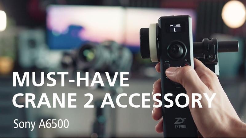 Must have ZHIYUN Crane 2 Accessory Sony A 6500