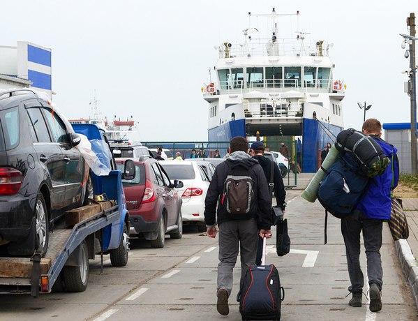 Мост в Крым может обойтись российскому бюджету в $10,5 млрд.'Автодор'