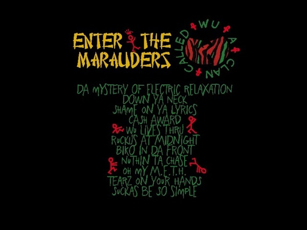 Wu-Tang Clan vs ATCQ - A Clan Called Wu : Enter the Marauders OFFICIAL (Full Album)
