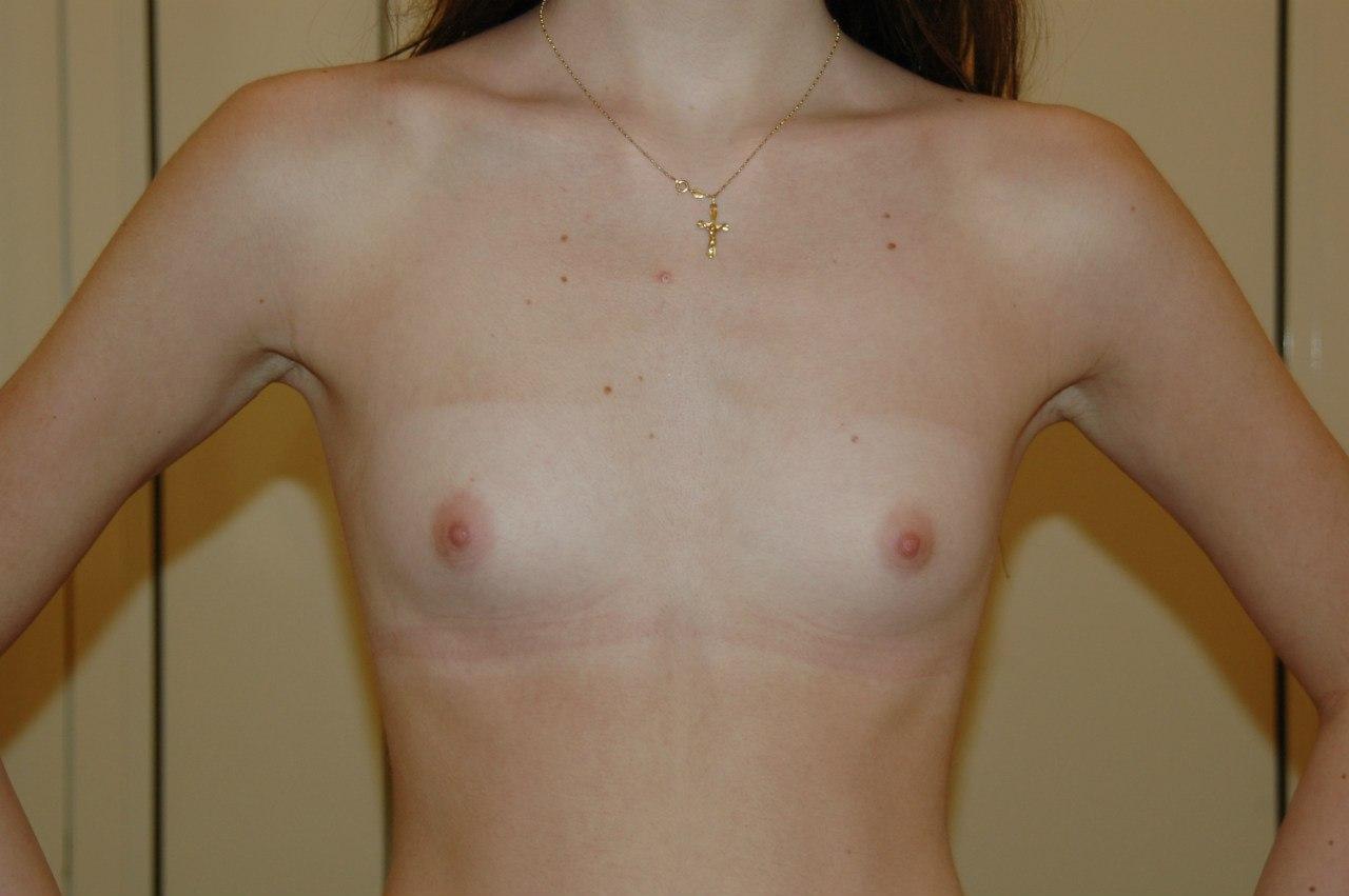 Сама мала грудь 10 фотография