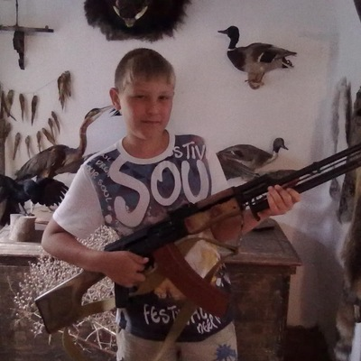 Макс Изиндеев, 4 июля 1999, Ейск, id215891253