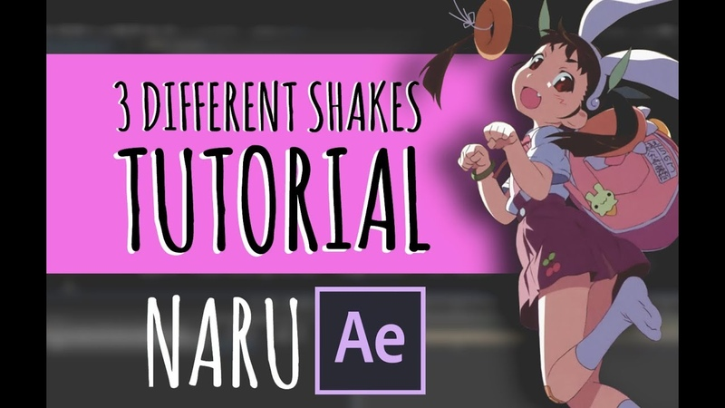 3 Different Shakes (AE Tutorial)