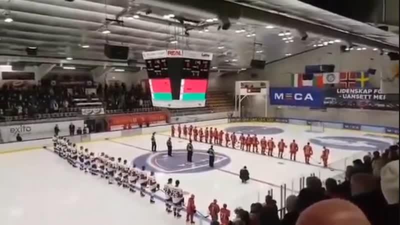 Новый гимн Белоруссии