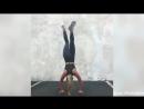 Модель Gina Marie - фитнес мотивация