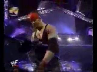 Реслинг на канале СТС WWF SmackDown! 07.02.02 СТС