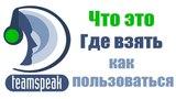 Доступ в TeamSpeak (голосовой чат) теперь всегда бесплатный.