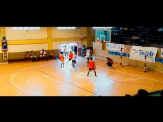 Amazing Skills + Goal Futsal Match by Issy Hitman HD