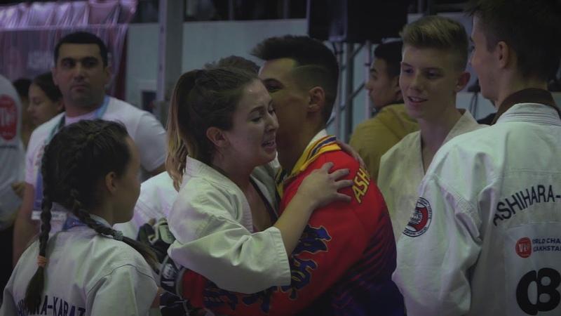 Ashihara Karate World Championship 2018 Day 1