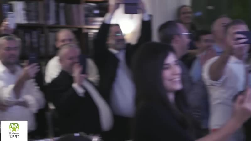 Mordechai Shapiro at Chaiyanu Israel - Schar Mitzvah LIVE - מרדכי שפירא - שכר מצוה - ארגון 'חיי'