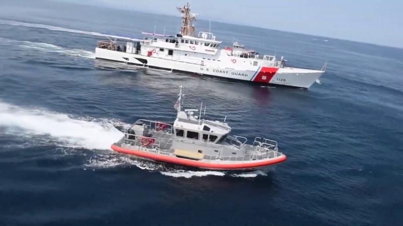 США планируют передать Украине еще два патрульных катера класса Island