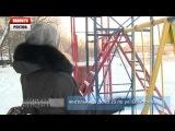 Новая детская площадка на Советской появится в этом году