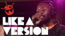 GoldLink covers Pharrell 'Frontin' for Like A Version