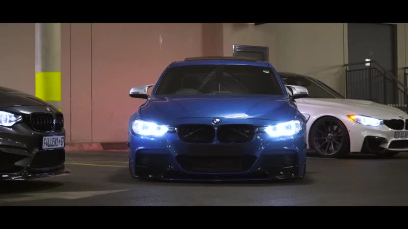 ARTAIR Suspensions - Bagged BMW F30   Perfect Stance