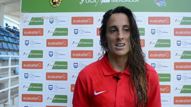 Maite Albarrán Nos ha faltado gol y eso te marca un partido
