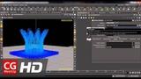 Create Crown Splash in Houdini using Object Shape by Fahad Pathik | CGI 3D Tutorial HD | CGMeetup