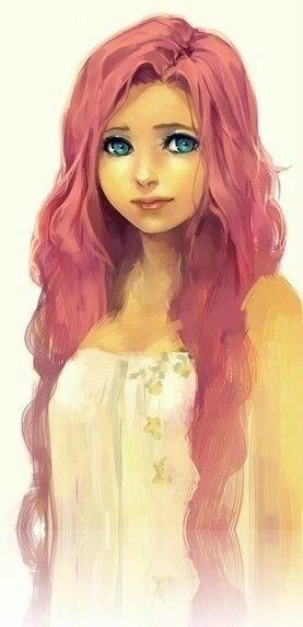 Нарисованные Девушки | VK: vk.com/club69208468