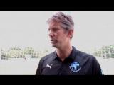 Man Utd legend Van der Sar has an idea of what Jose Mourinho needs to catch up with Man Ci