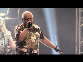 UDO - Independence Day (Live in Sofia 2012)