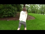 (vid_302) Pants wetting in the park