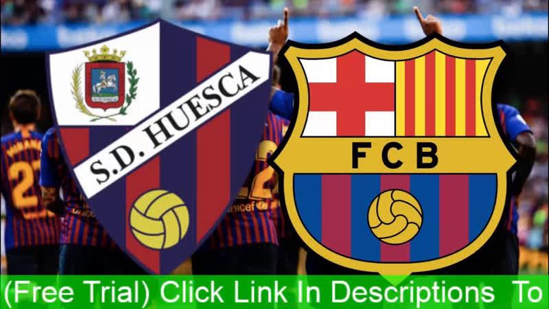 Уэска против Барселоны | Huesca vs Barcelona EN VIVO DIRECTA LIVE BROADCAST