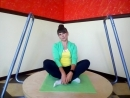 Инструктор Аня про баланс блатформу