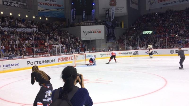 Стас Ярушин vs Сергей Бобровский