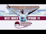 CRICKET CAPTAIN 2018 WINDIES CAREER MODE #14 NEED A DRAW!