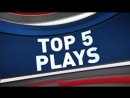 Top 5 Plays NBA Playoffs of the Night May 22 2018