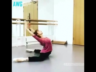 Sls amazing ballerina - strong and flexible