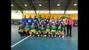 Copa Profesional de Futbol de Salón Femenina - Caciques del Quindio Vs Aguilas Nariñenses