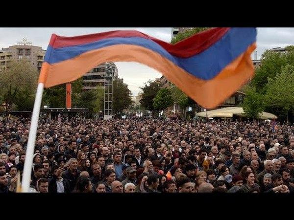 В Кремле смотрят за Арменией. А что россиянские бараны? Они, как всегда, безмолвствуют!!