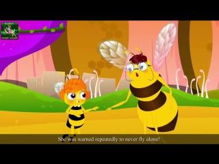 النحلة مايا - قصص اطفال - حكايات عربية