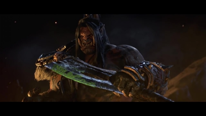 МЫ НЕ БУДЕМ РАБАМИ Трейлер World of Warcraft - Warlords of Draenor