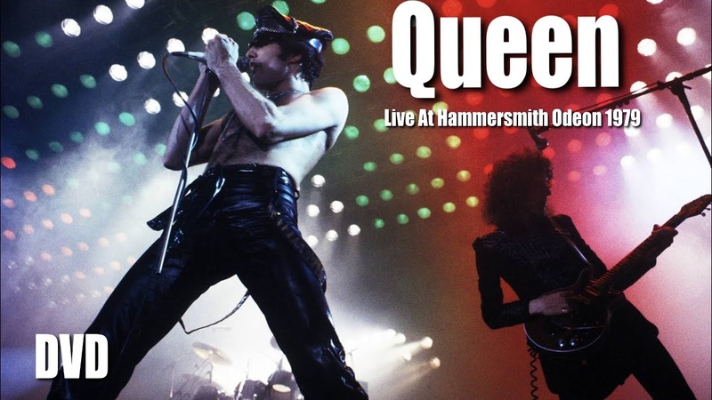 Queen Live Hammersmith Odeon 1979 DVD Concert For People Of Kampuchea