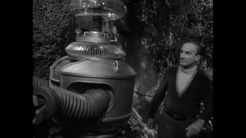 Lost in Space s01e07 / My Friend Mr Nobody 1965 ENG(rus sub)
