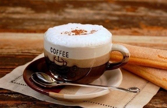 Пенка в кофе в домашних условиях