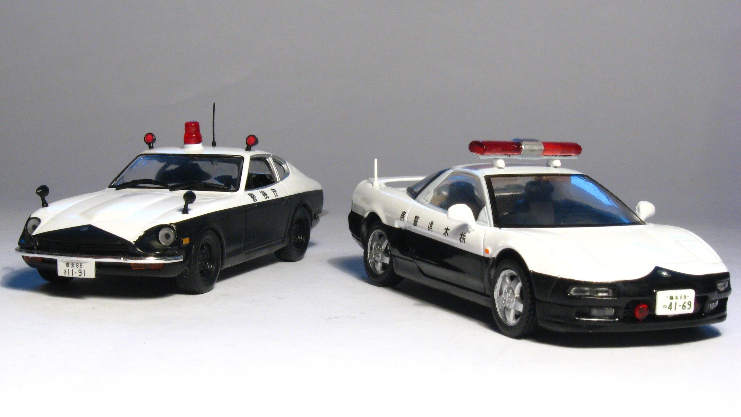 Полицейские Машины Мира - Доработка моделей, советы, фото