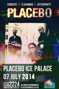 Placebo Ледовый Дворец 07.07.2014 (СПб)