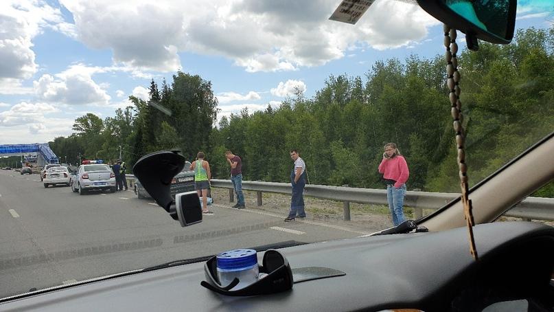 ДТП на Рубежной в сторону Аэропорта. Есть жертва. 14:30 Пробка от ТЦ Мега до пер...
