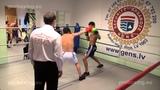 Gvido Seilis 63,4 kg. VS Janis Simanis 65,2 kg. 10.01.2015 proboxing.eu