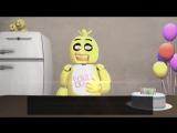 5 Ночей С Фредди Анимация - Рэп Битва Фокси vs Чика - Five Nights At Freddy'(1)