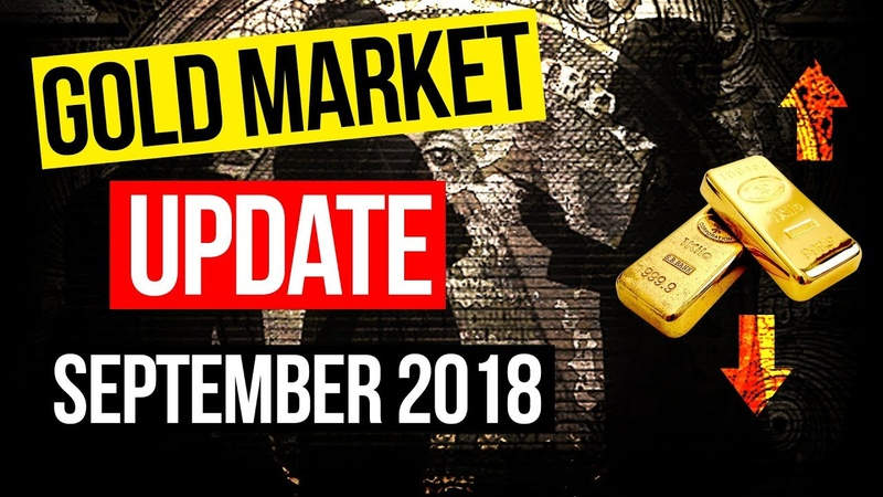 GOLD MARKET UPDATE SEPTEMBER 2018 - Market Cap, Share Price Advantages of Low Priced Gold