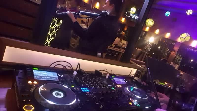 SIMFERO 80-90 Deep house cover by DJ Gra@L Dasha Project электронные барабаны электроскрипка