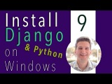Install Django and Python on Windows 9 of 9 -- The difference between Terminal and Command Prompt
