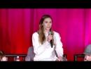 Elizabeth Olsen Avengers Infinity War interview on a Scarlet Witch spin-off