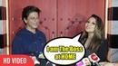 Mere Permission k Bina Shahrukh Khan koi Restaurant Mein Nahi Jaa Sakhte GAURI KHAN