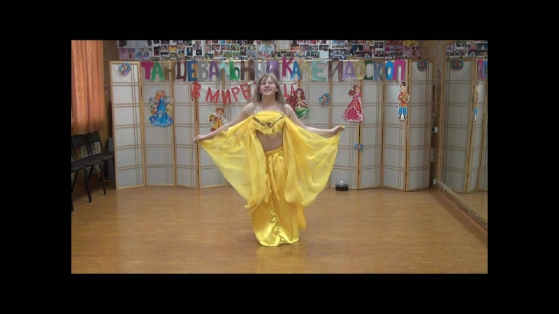 Восточная красавица Надя Кожухова 14 05 18 Танцевальный калейдоскоп 2018